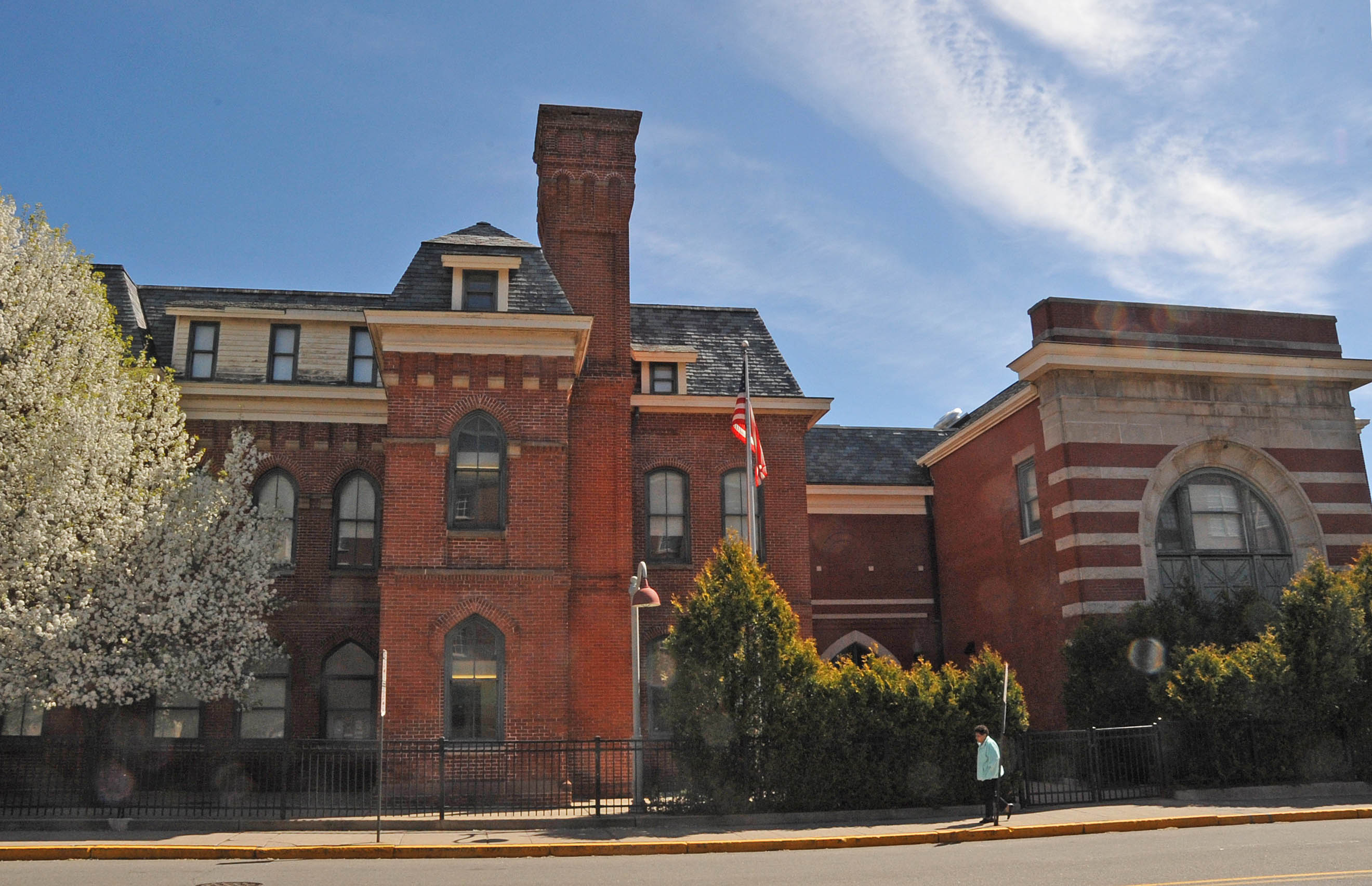 File Public School Number Two Paterson Passaic County