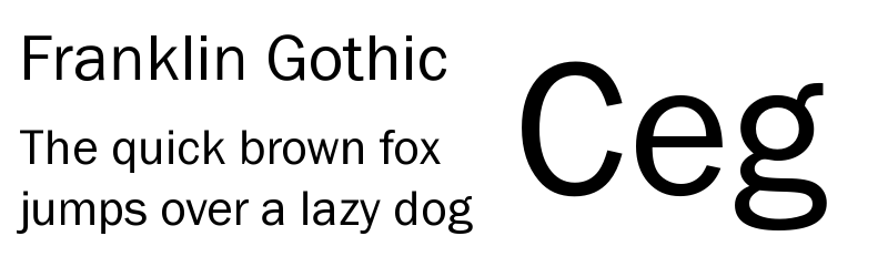 File:Pangram en Franklin Gothic png - Wikimedia Commons