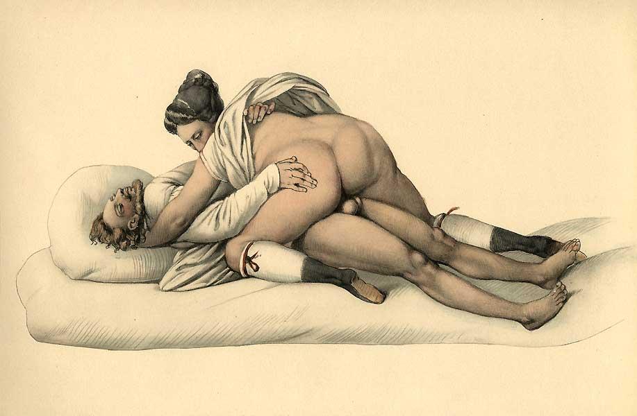 Картины мужские порно