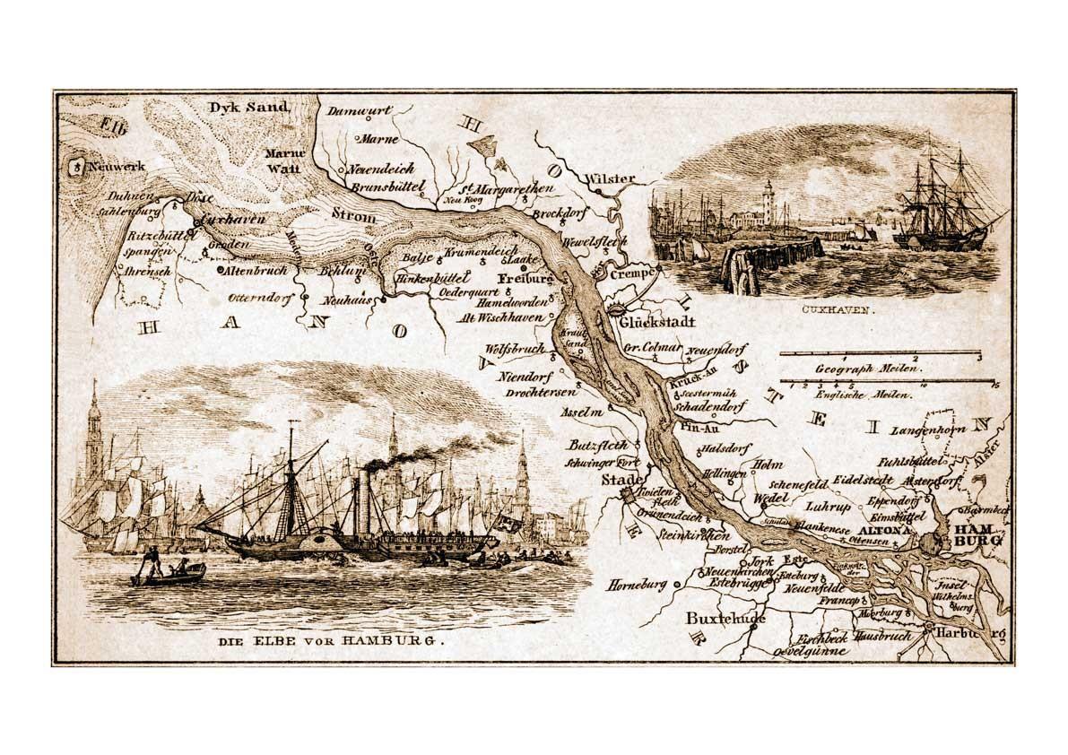 Pincerno - Niederelbe 1860.jpg