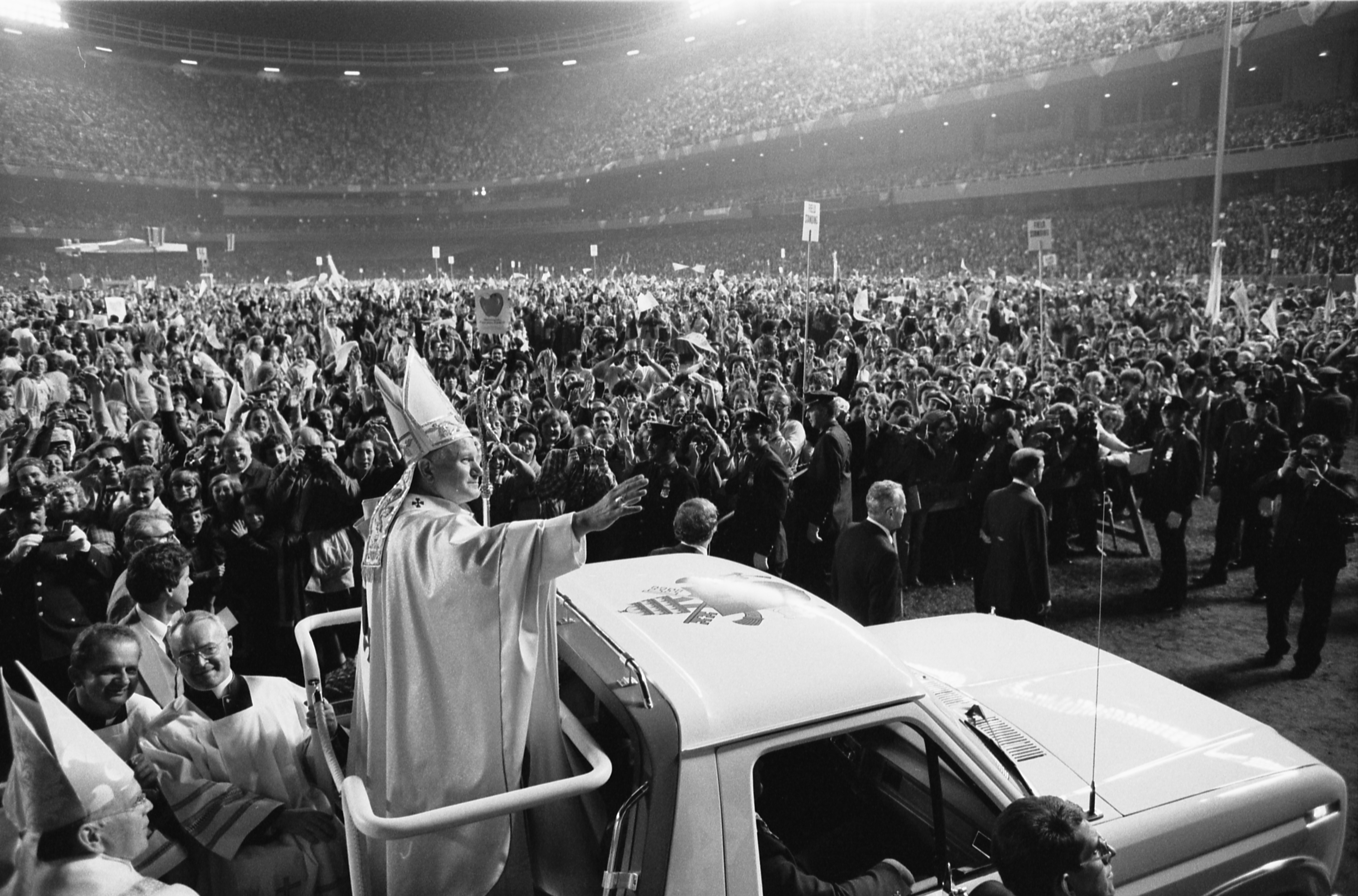 the life and work of pope john paul ii At the conclusion, pope john paul ii gives the best summary of this encyclical: in these present reflections devoted to human work we have tried to emphasize everything that seemed essential to it, since it is through man's labor that not only 'the fruits of our activity' but also 'human dignity, brotherhood and freedom' must increase on earth.
