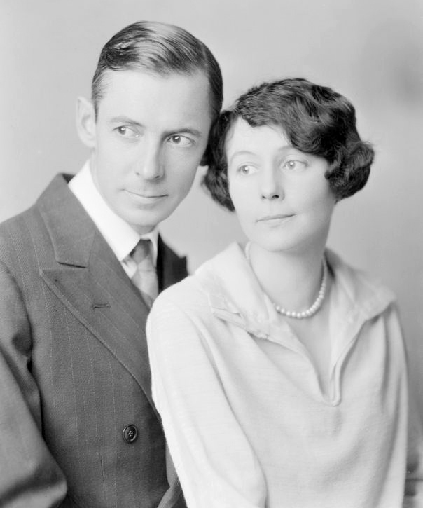 DuBose and Dorothy Heyward, authors of the play Porgy (1927)
