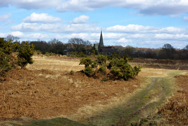 Pound Common, Chailey - geograph.org.uk - 1754679