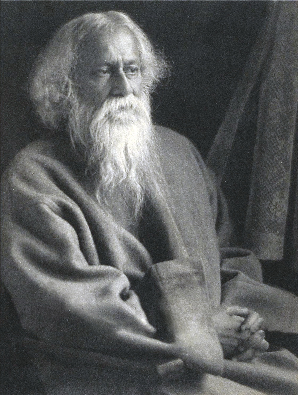 file rabindranath tagore unknown location jpg  file rabindranath tagore unknown location jpg
