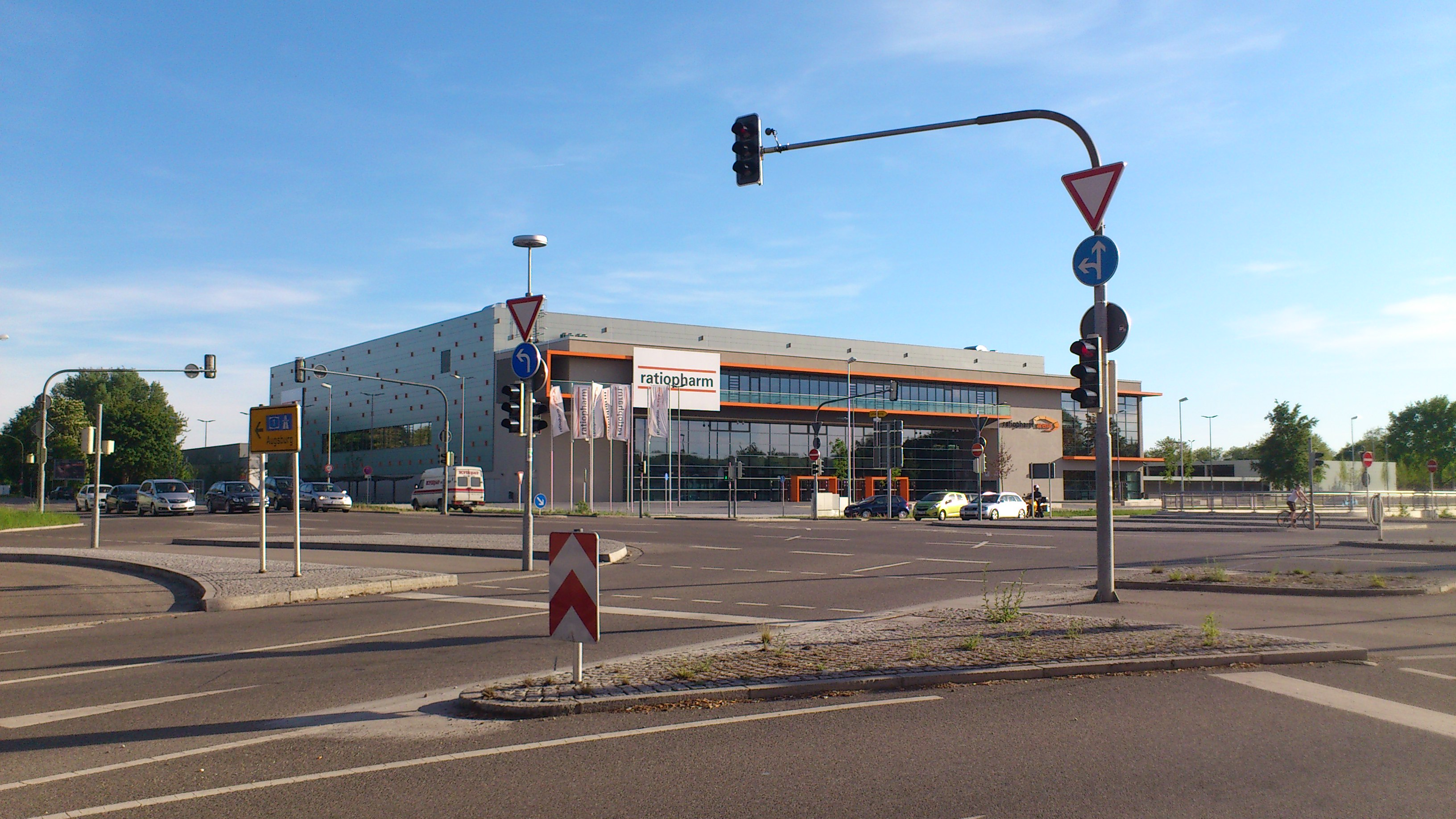 Ratiopharm-Arena – Wikipedia