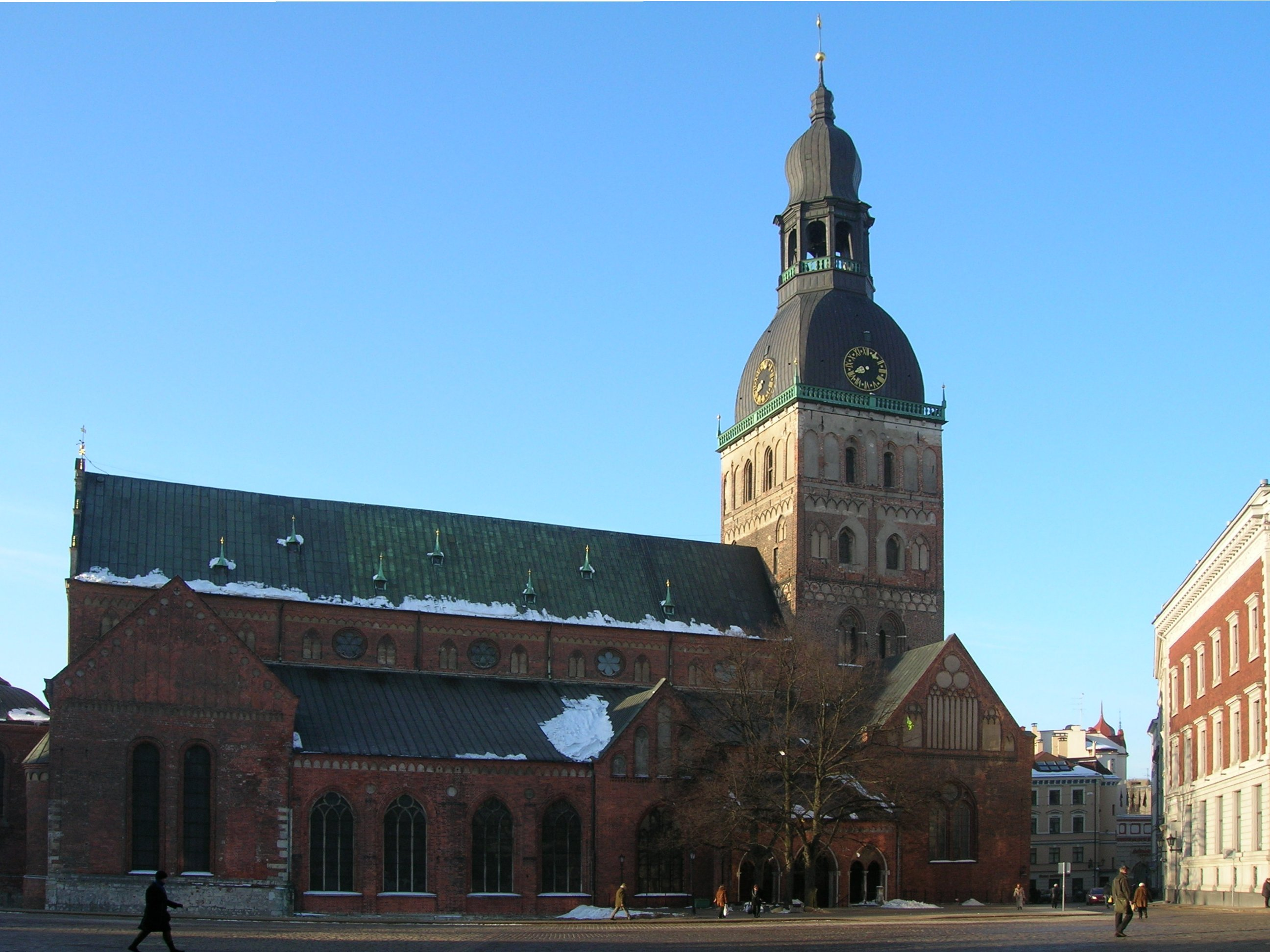 File:Riga - Dome Cathedral.jpg - Wikipedia