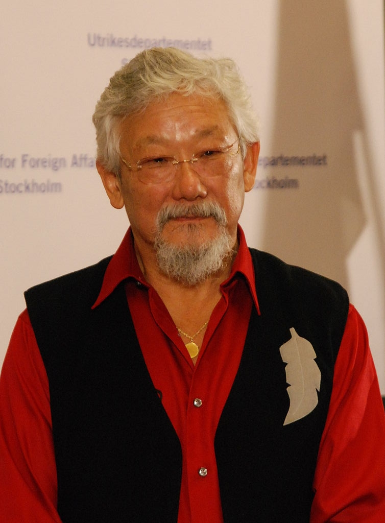 David Suzuki Wikipedia