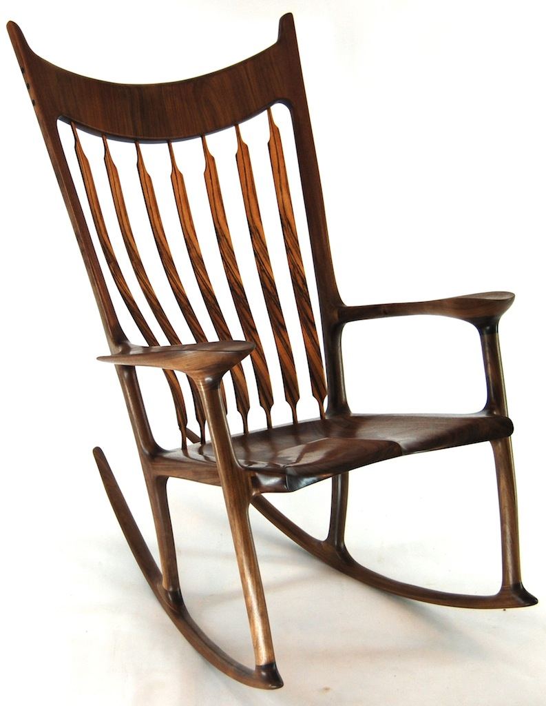 Picture of: File Rockingchair Jpg Wikimedia Commons