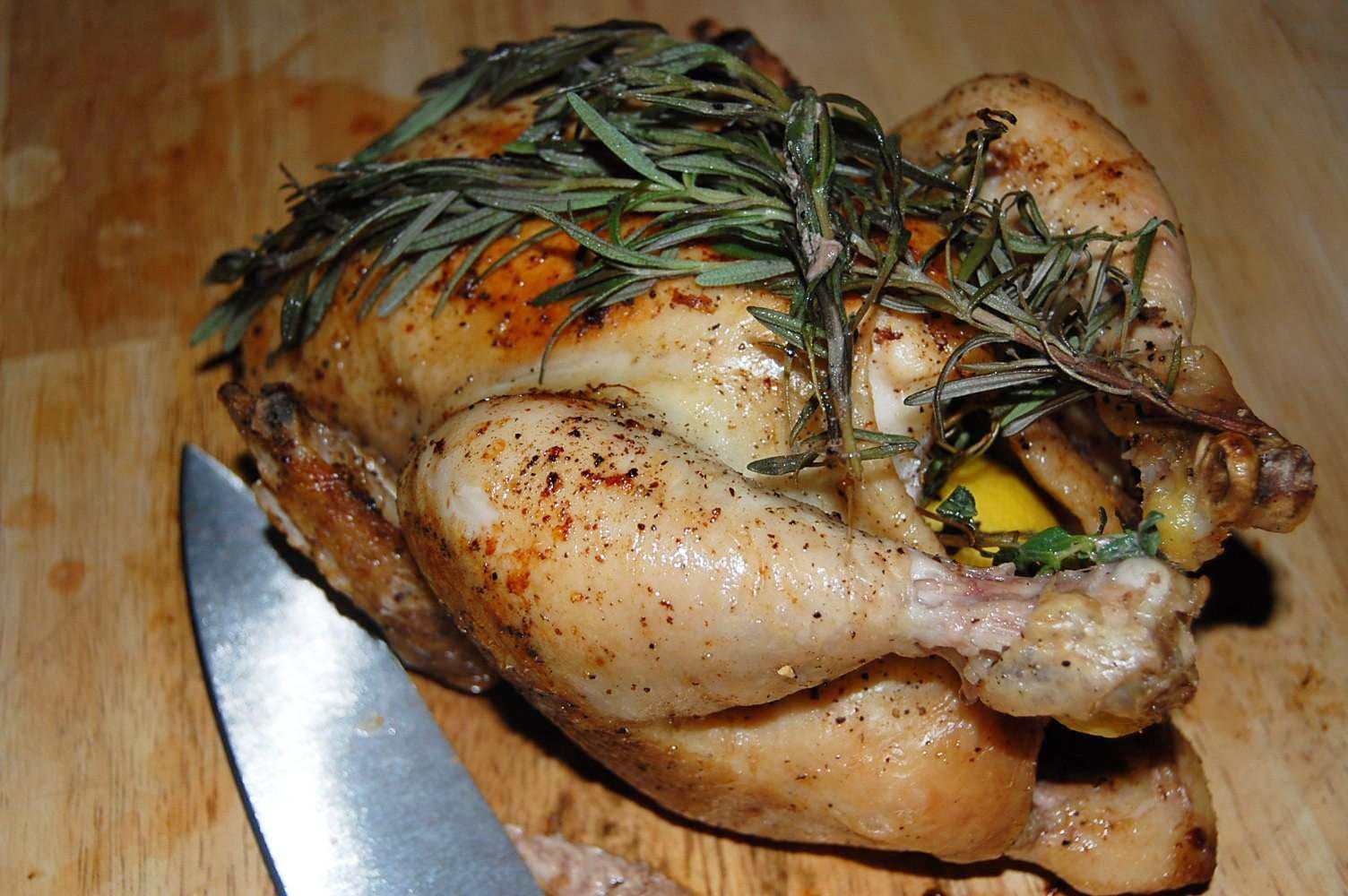 Turkey Fry Time Chart: Rosemary chicken.jpg - Wikimedia Commons,Chart