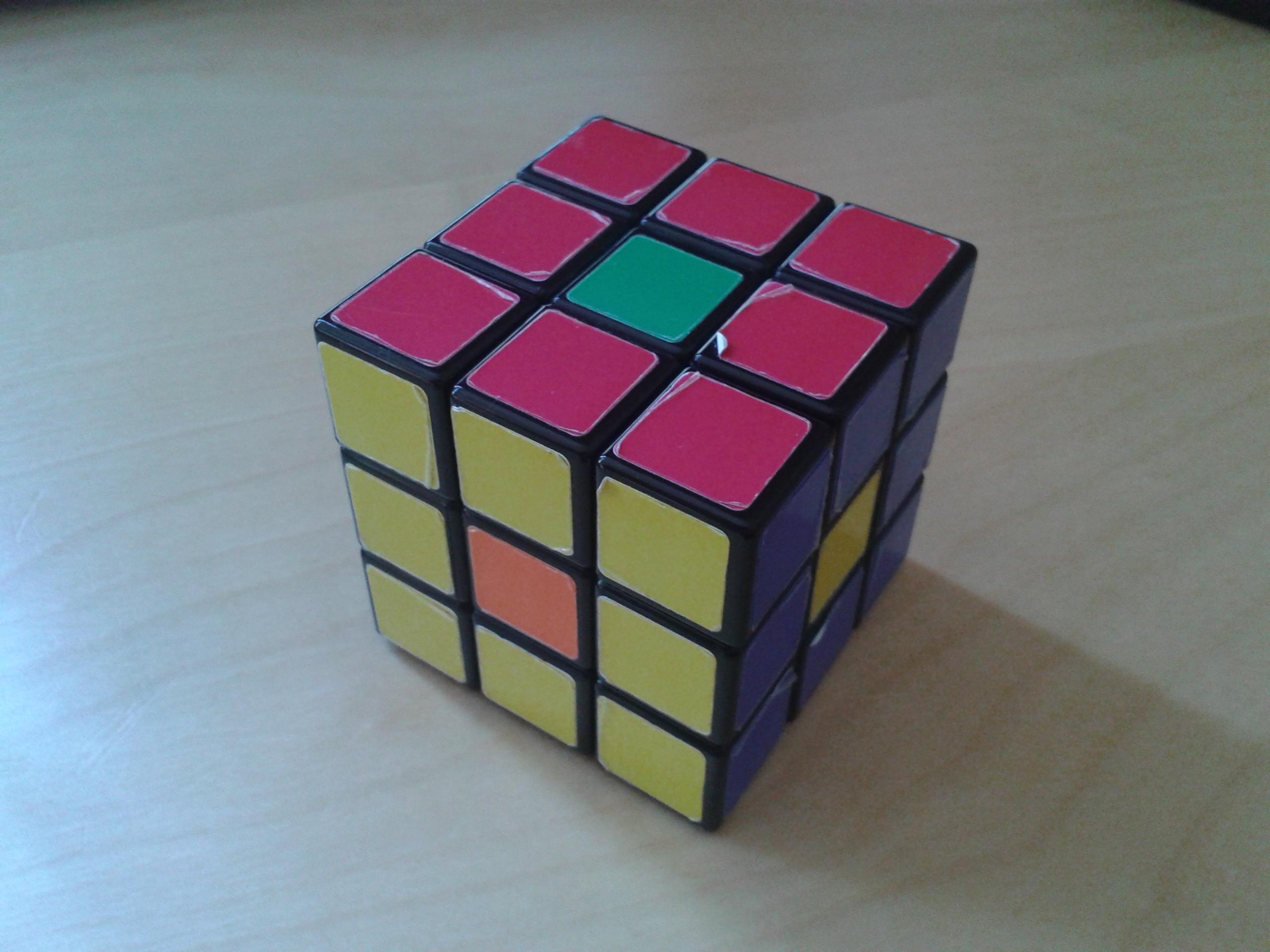 Cool Rubik's Cube Patterns Best Design