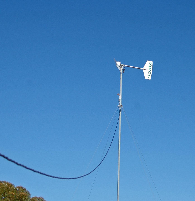 wind power generator ecosia