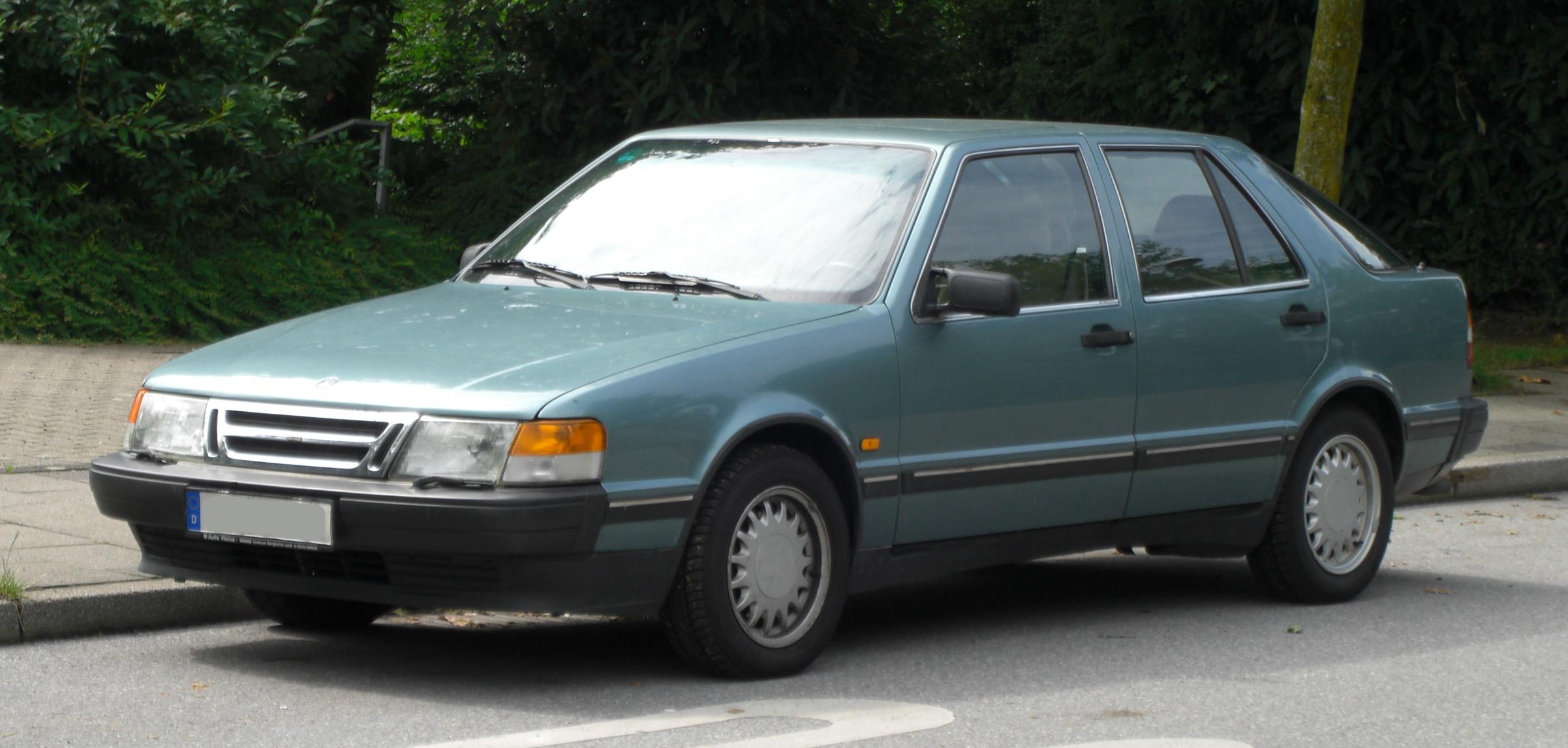 Saab 9000 – Wikipedia, wolna encyklopedia