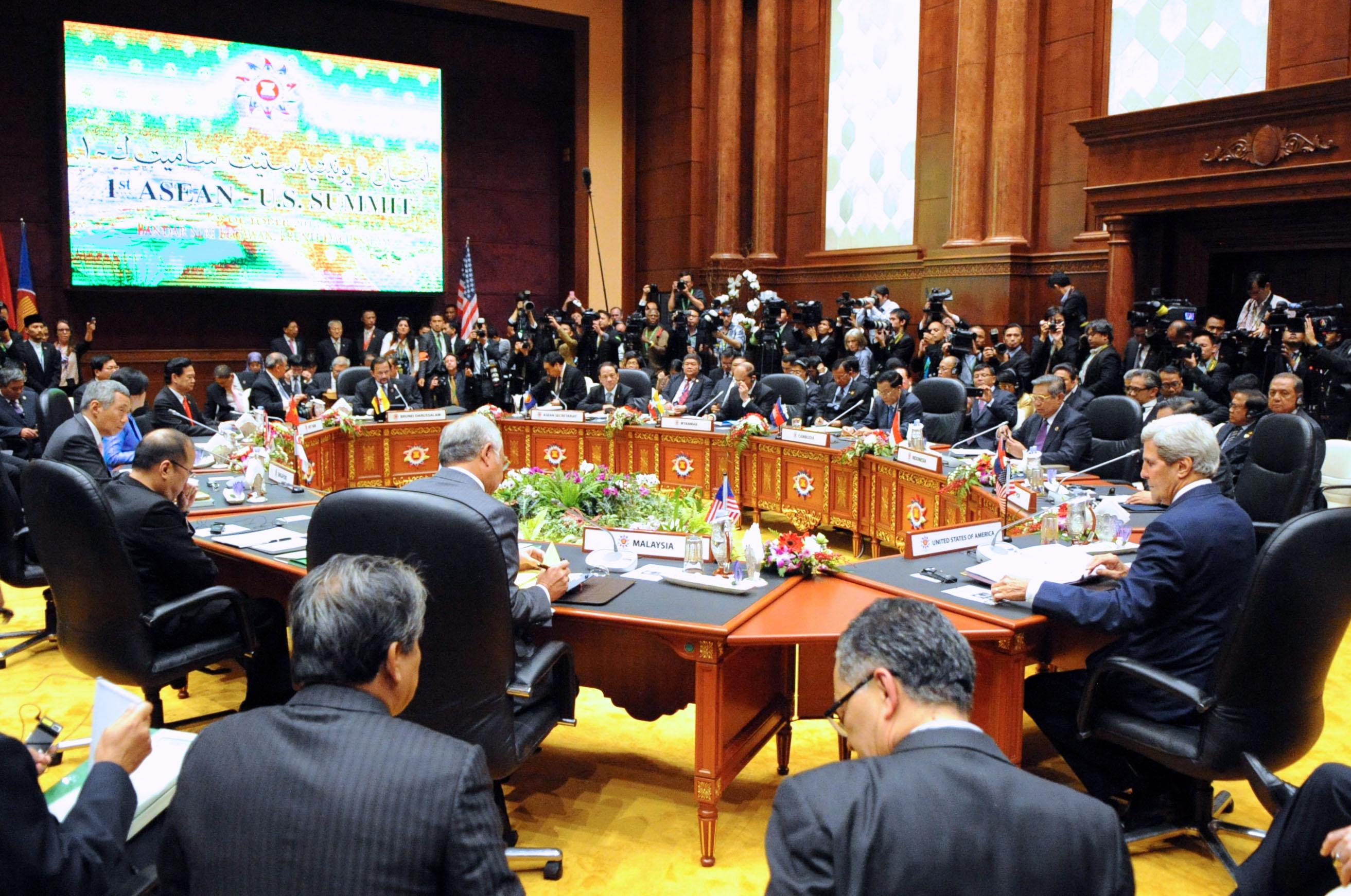 Peran Indonesia dalam sentralisasi ASEAN
