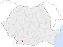 Vị trí của Segarcea