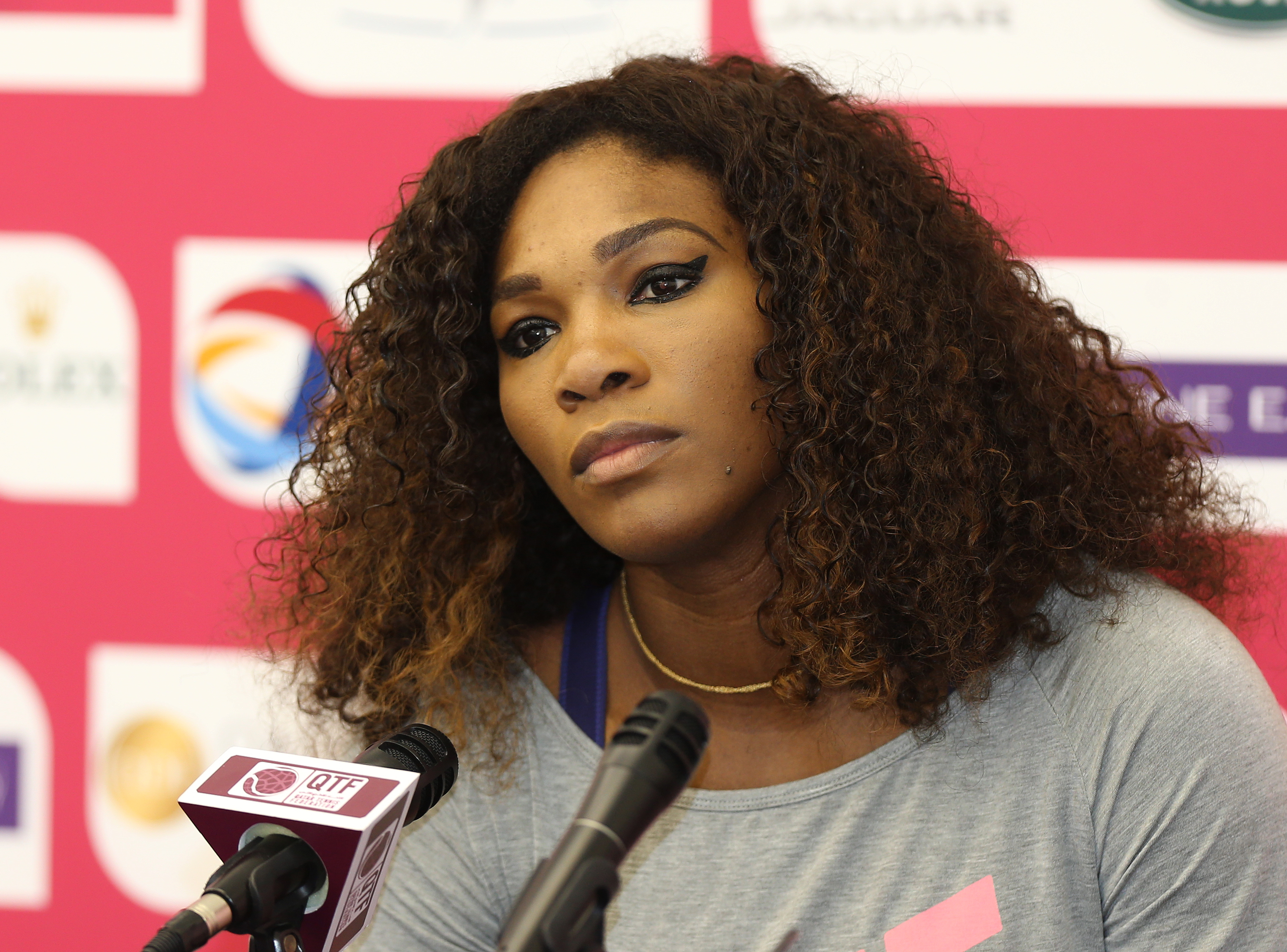 Serena williams got real about police brutality and black lives serena williams photo wikimedia commons nvjuhfo Image collections