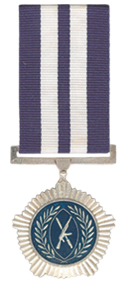 Silver Medal for Merit