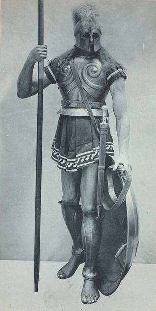 Spartański hoplita