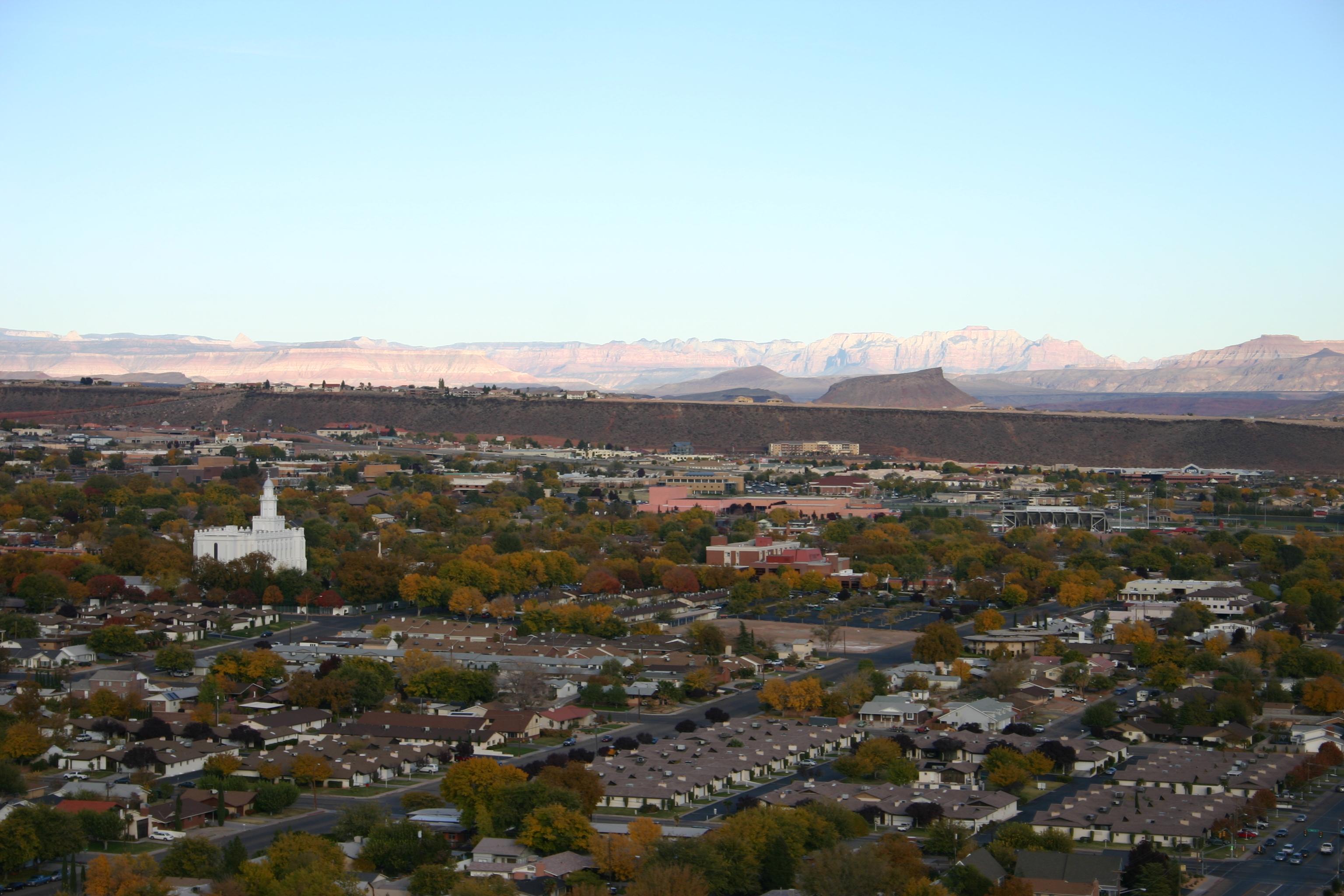 St George Utah Wikipedia - Usa zip code utah