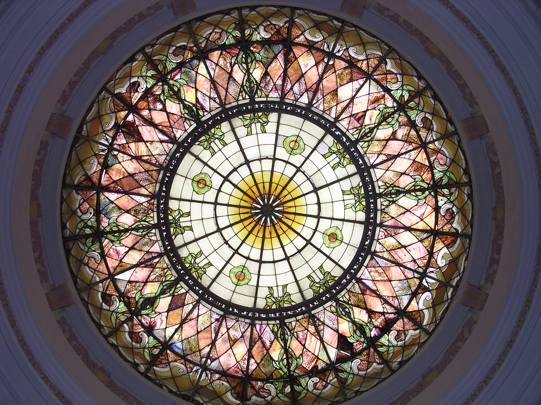the reference reference stained glass ii rose window. Black Bedroom Furniture Sets. Home Design Ideas