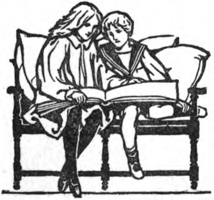 Stories of beowulf mother and son reading