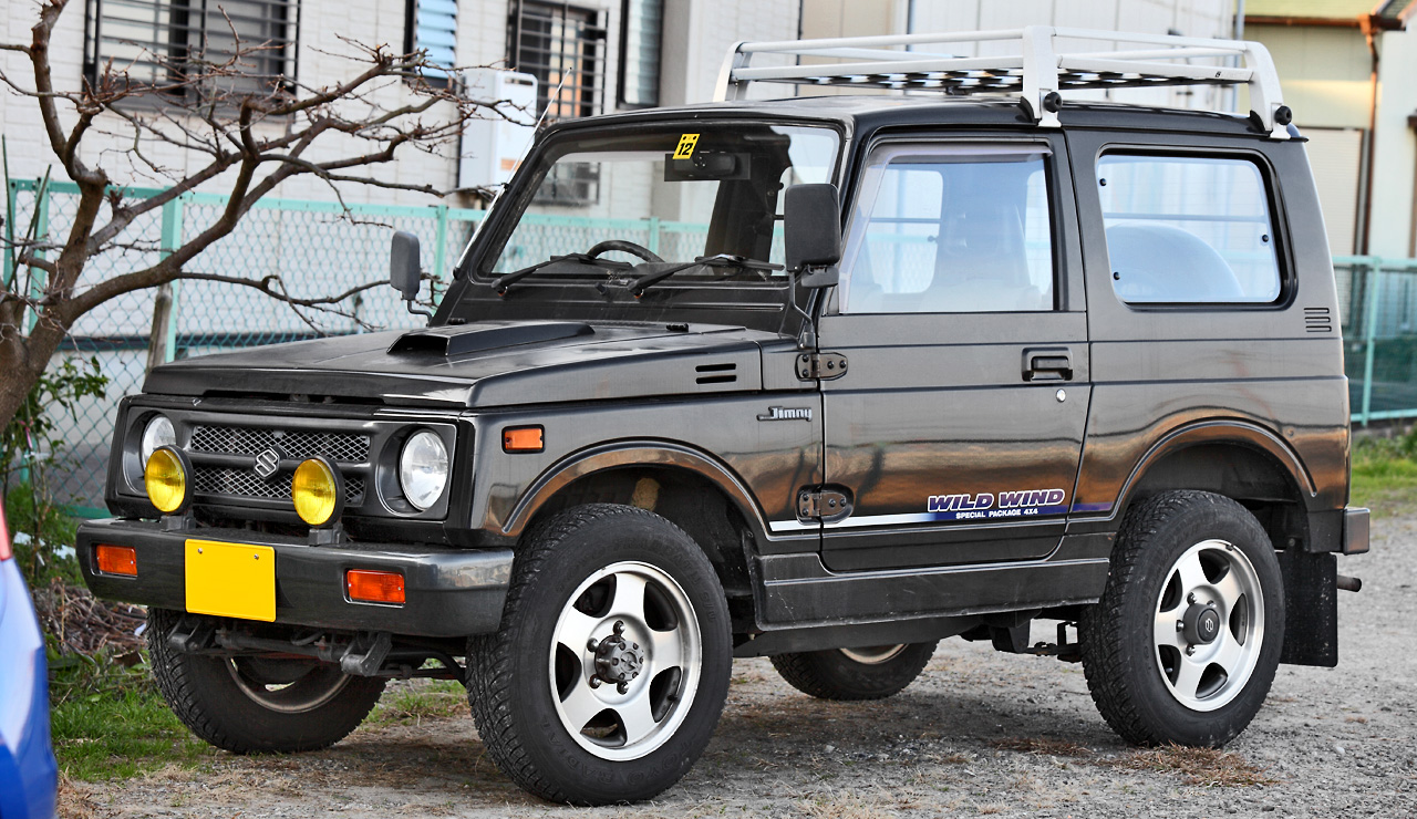 File:Suzuki Jimny JA11 009.JPG - 维基百科,自由的百科全书