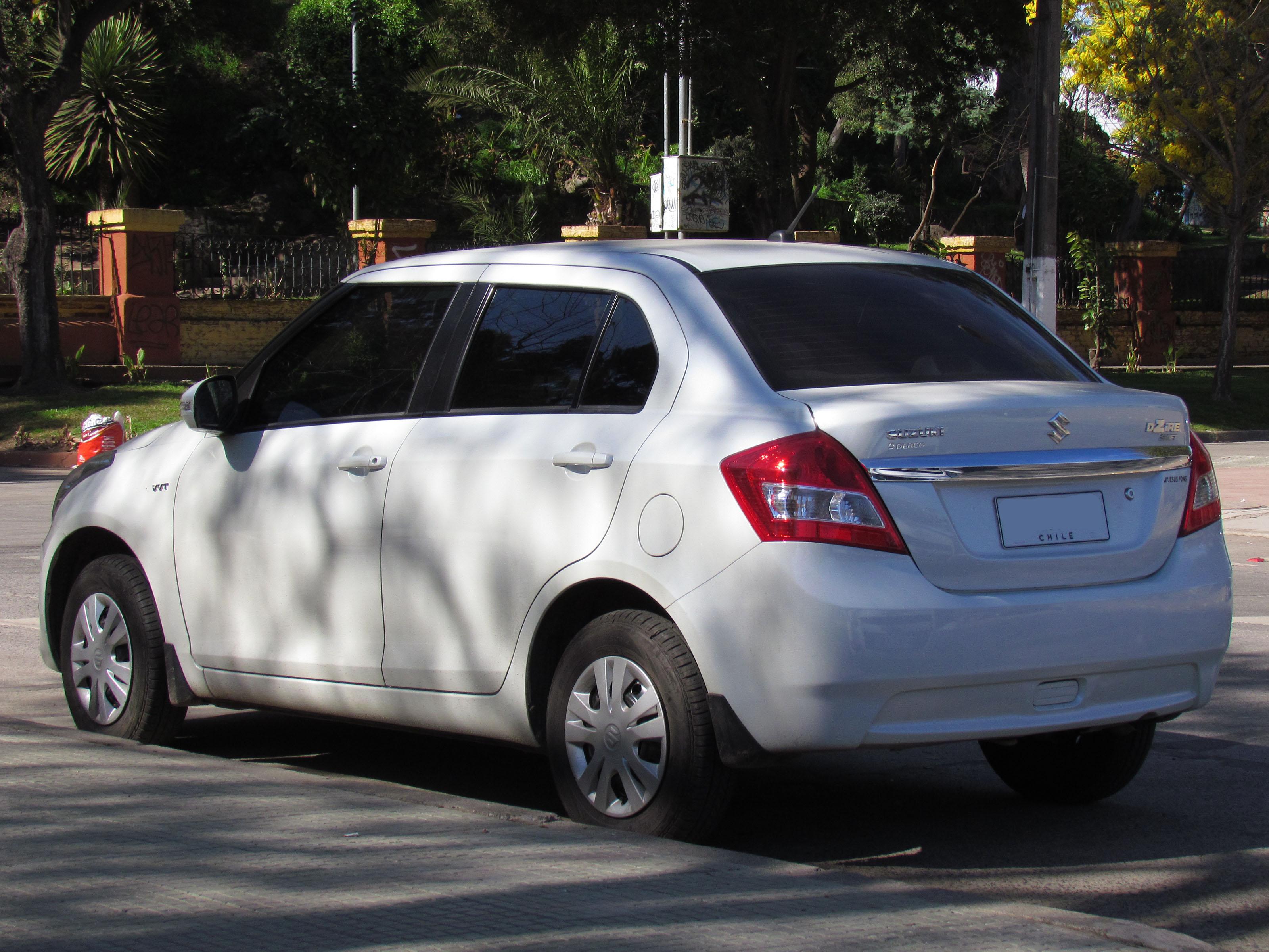 Suzuki Swift Boot