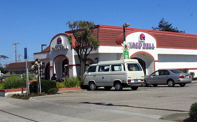 Taco Bell Building Design