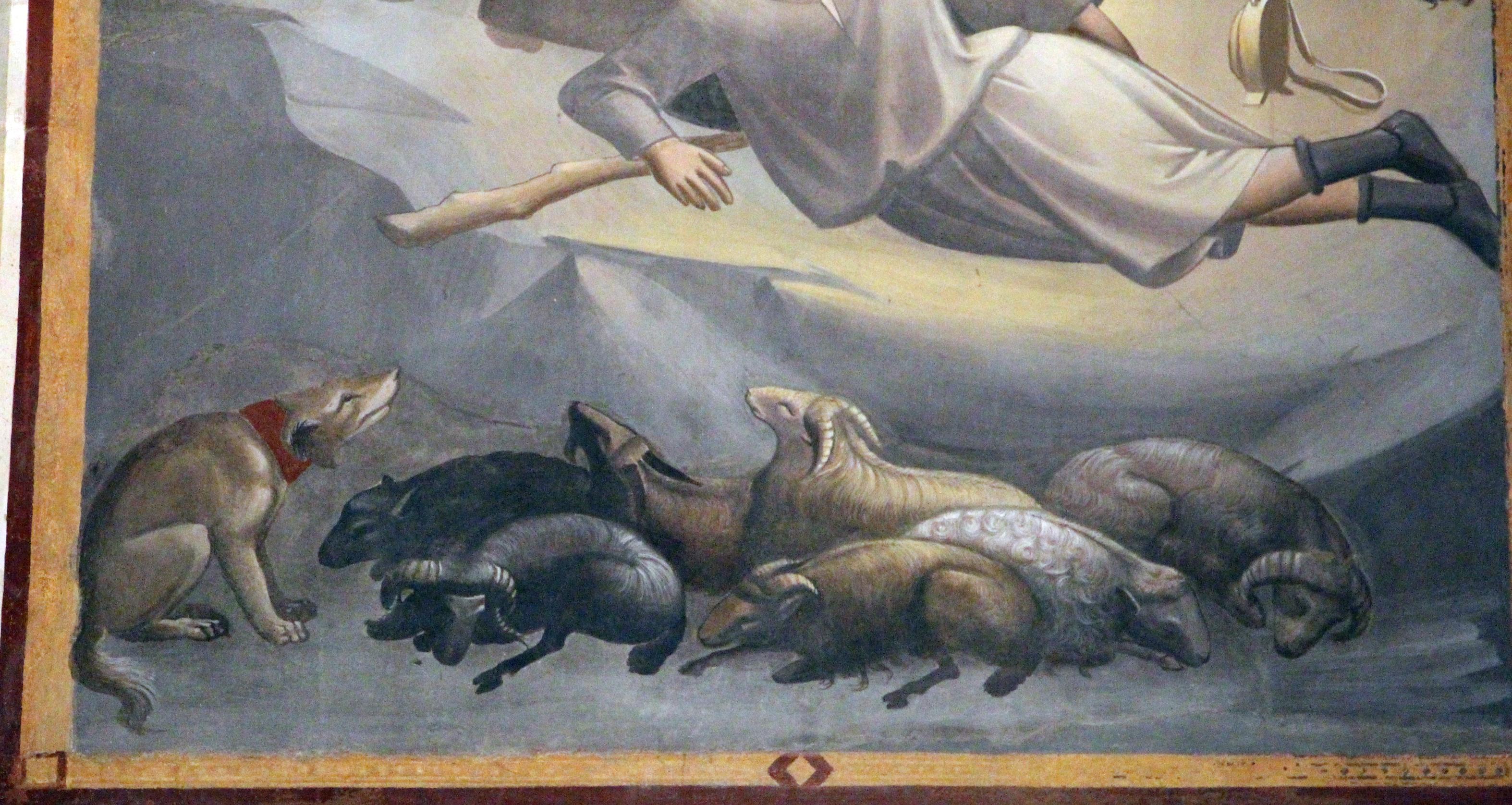 File:Taddeo gaddi, annuncio ai pastori, 1328-30 ca. 04.