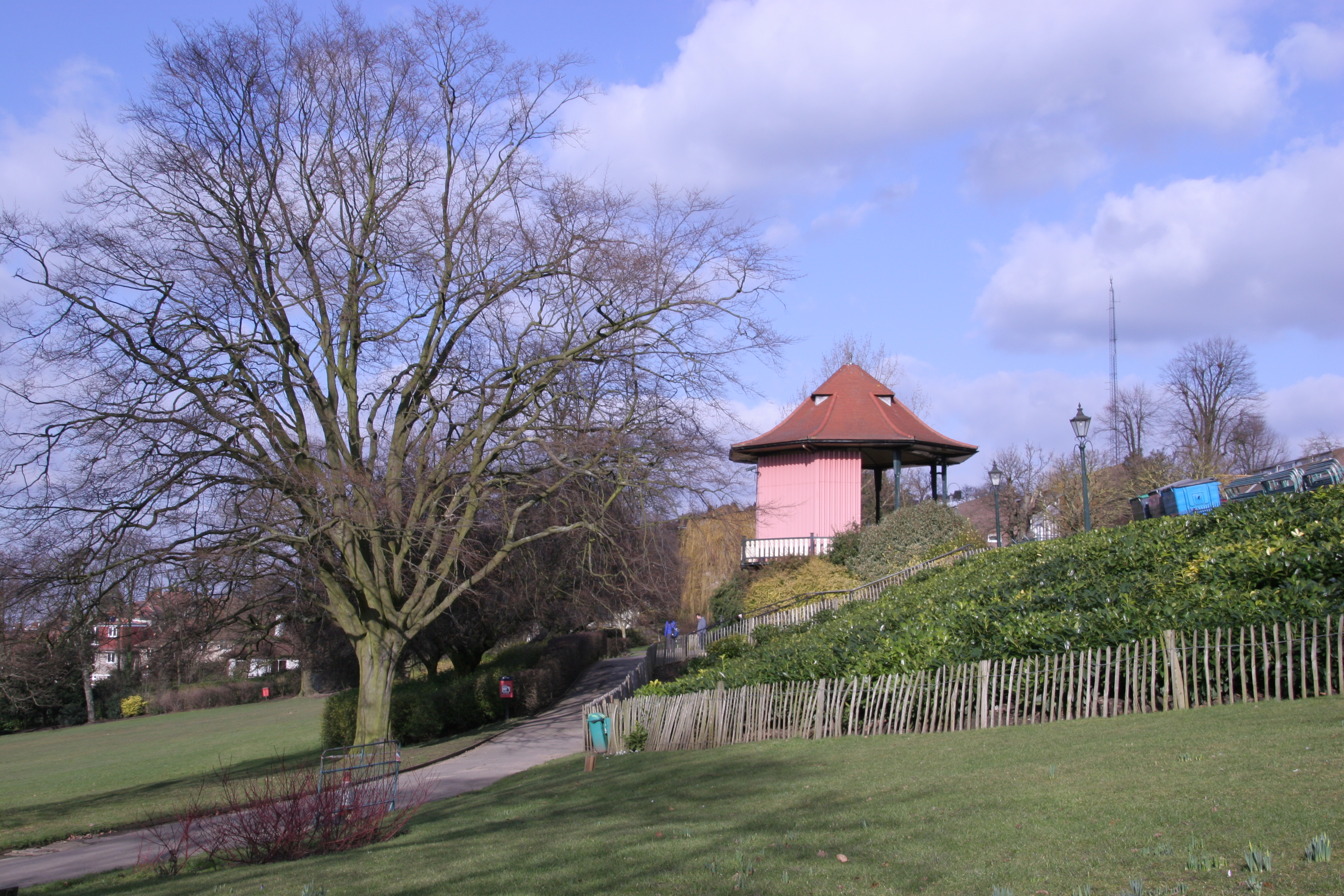 Horniman museum gardens - File The Bandstand Horniman Museum Gardens Geograph Org Uk