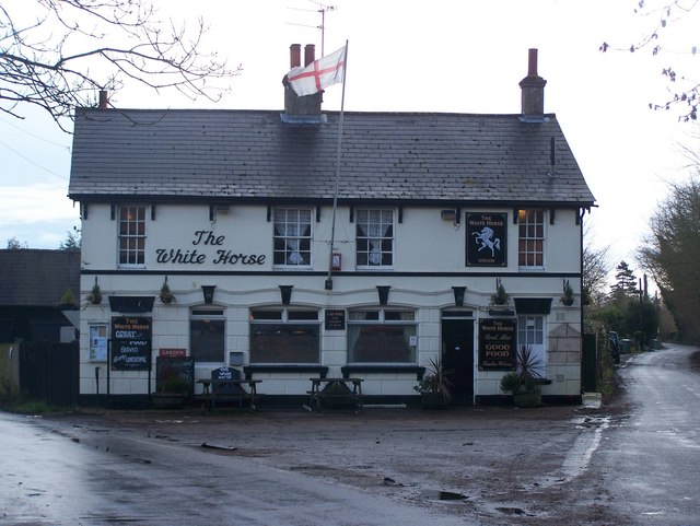 Creative Commons image of The White Horse in Maidstone