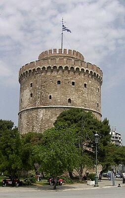 塞萨洛尼基的白塔