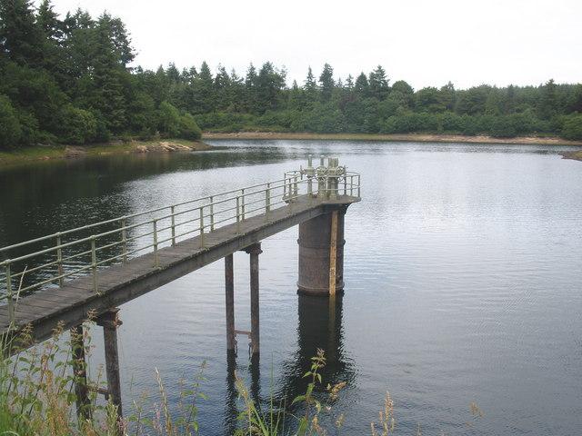 Tottiford Reservoir - geograph.org.uk - 1361511