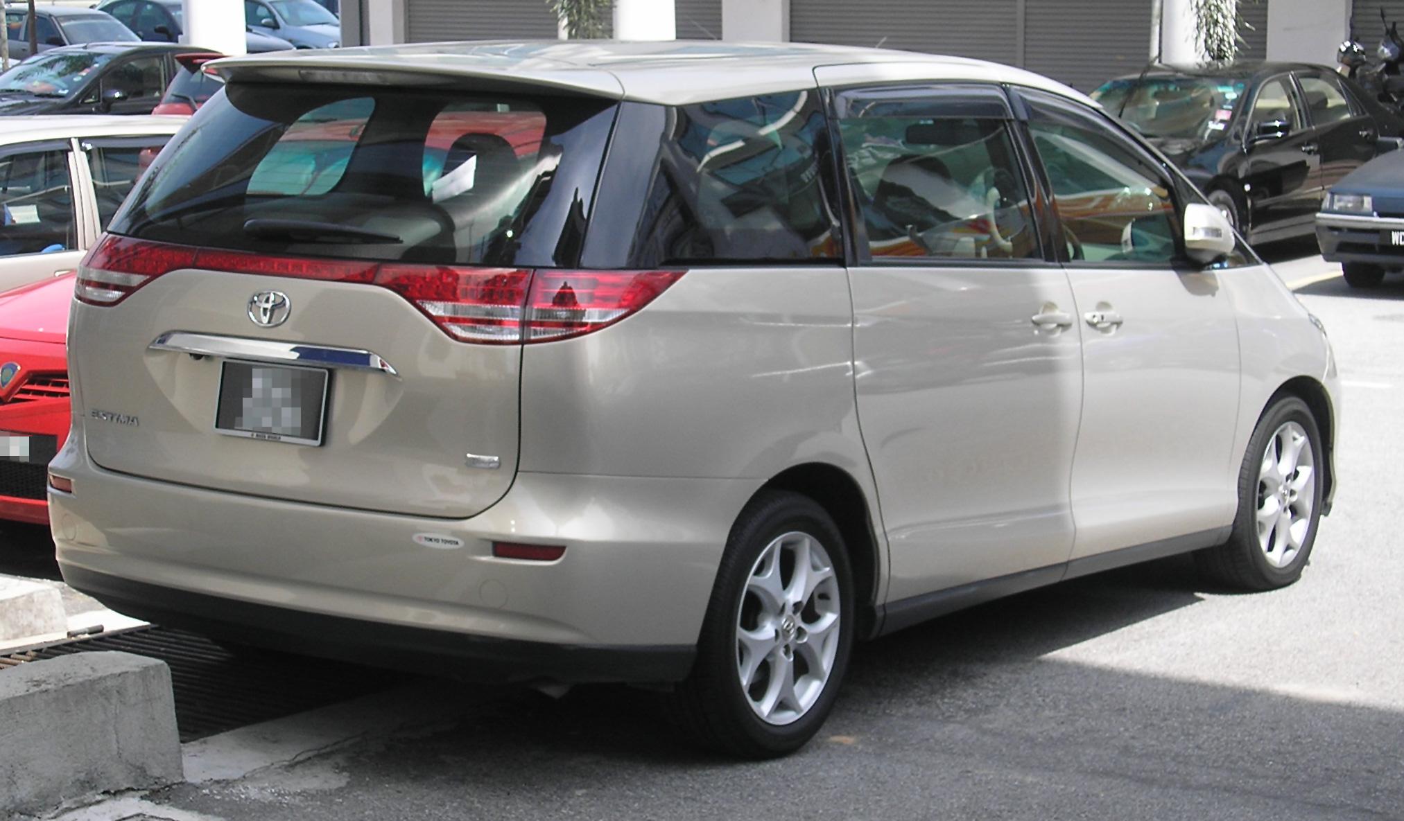 Toyota estima new car price in malaysia 16