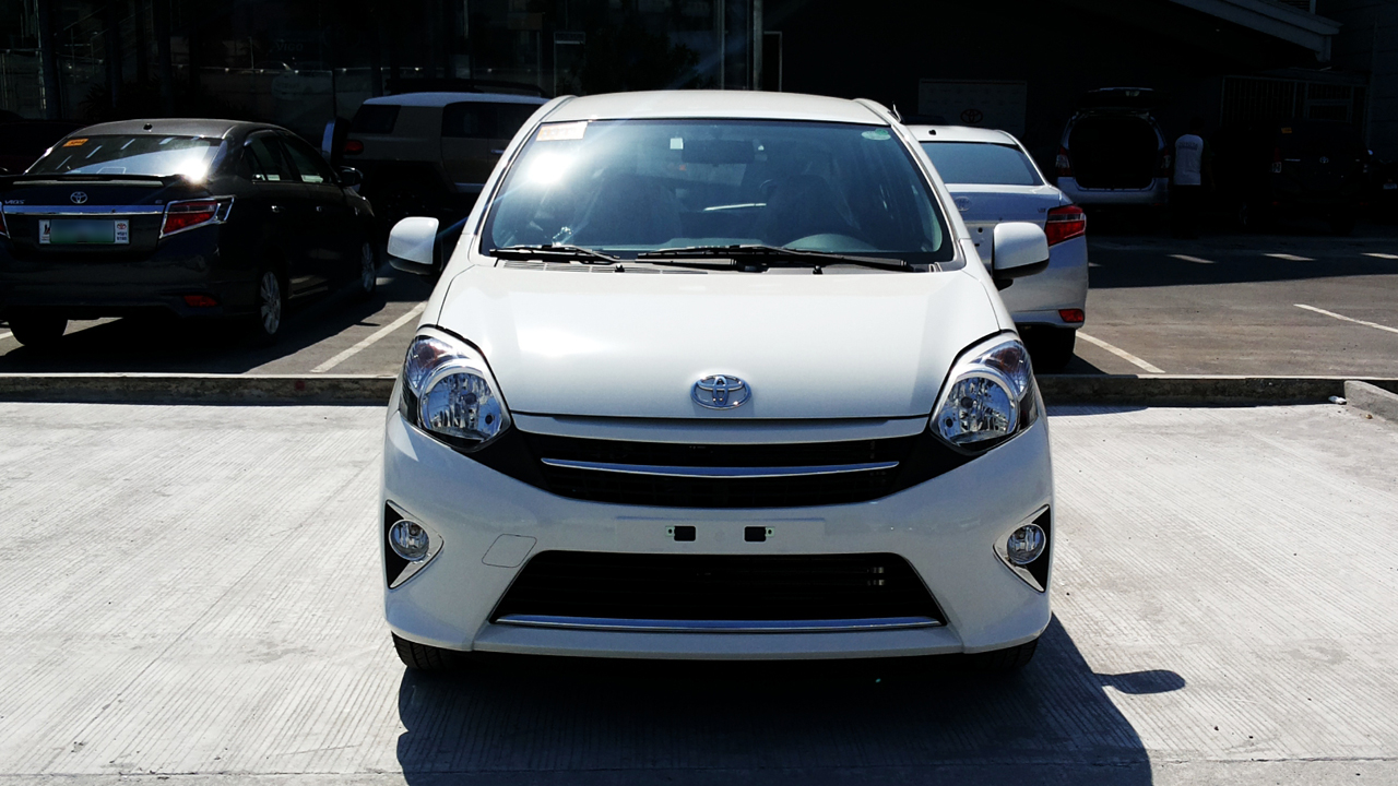 File Toyota Wigo G Front Jpg Wikimedia Commons