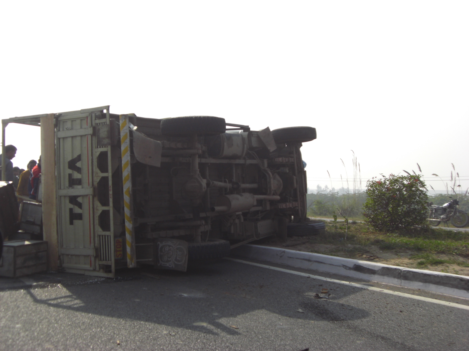 Image result for truck accident