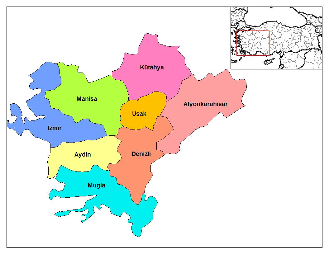 Türkische ägäis Karte.Ege Reiseführer Auf Wikivoyage