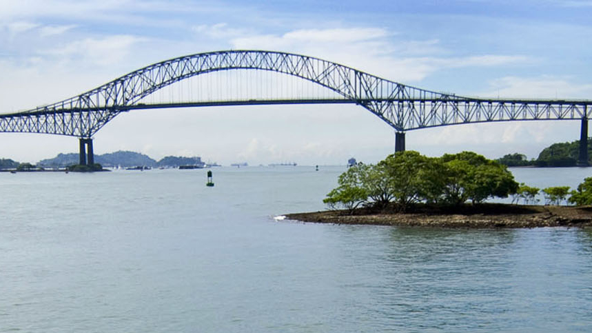 Bridge Of The Americas Wikipedia