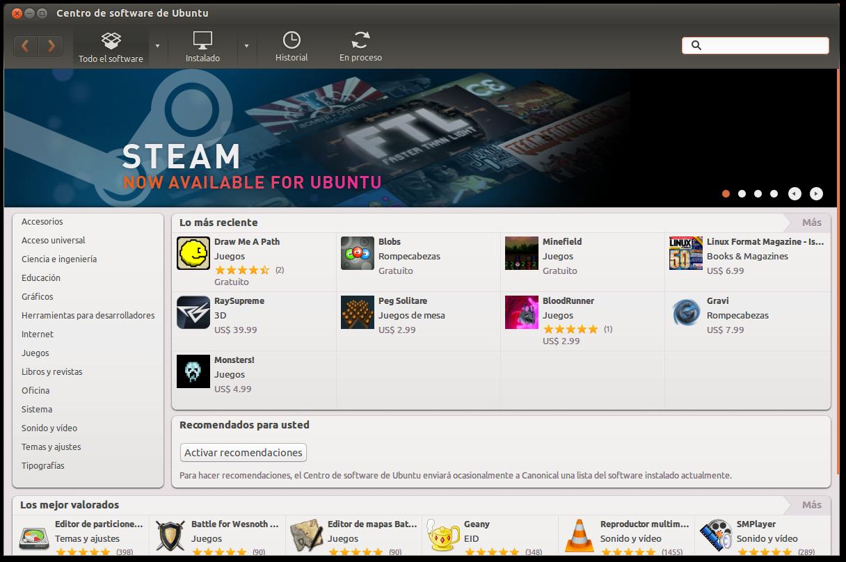 Programas Para Linux Ubuntu