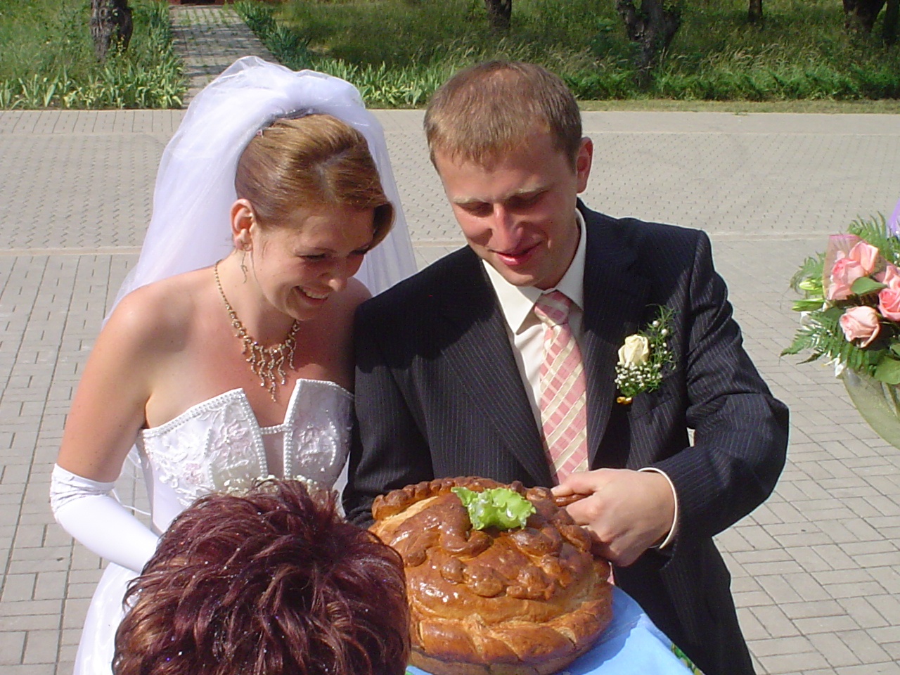 Ukrainian Bride And Groom Enter 118