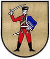 Coat of arms of Unterwart Alsóőr
