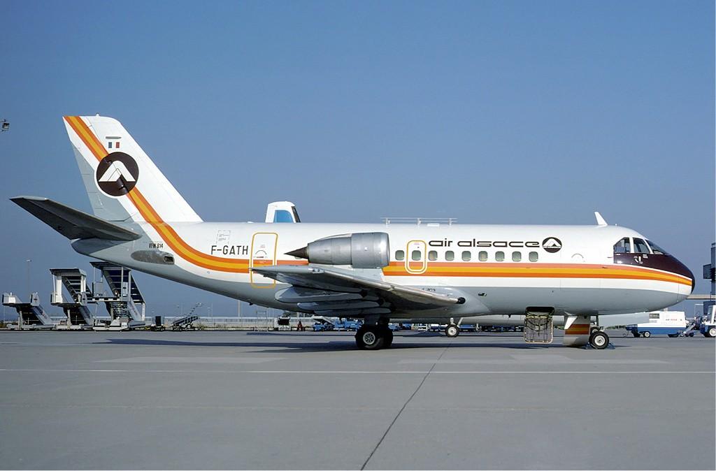 VFW 614, Foto von Eduard Marmet (airliners.net)