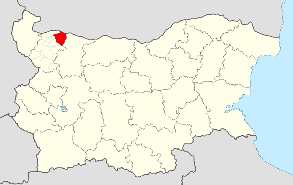 Valchedram Municipality within Bulgaria and Montana Province.