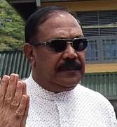 Velusami Radhakrishnan Sri Lankan politician