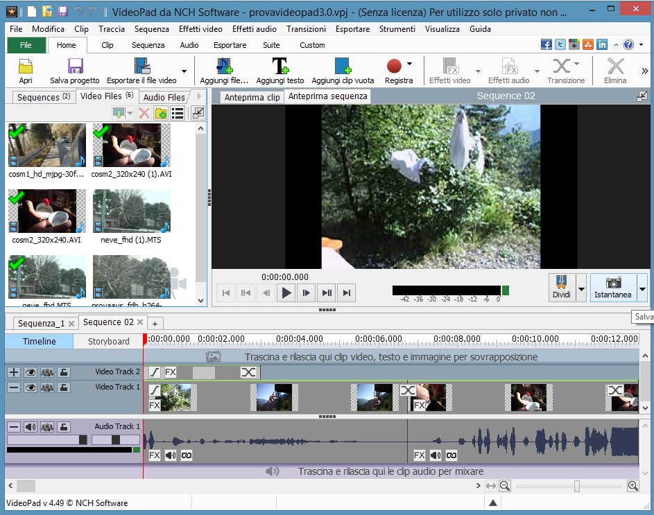 Audio and Video Editing Software