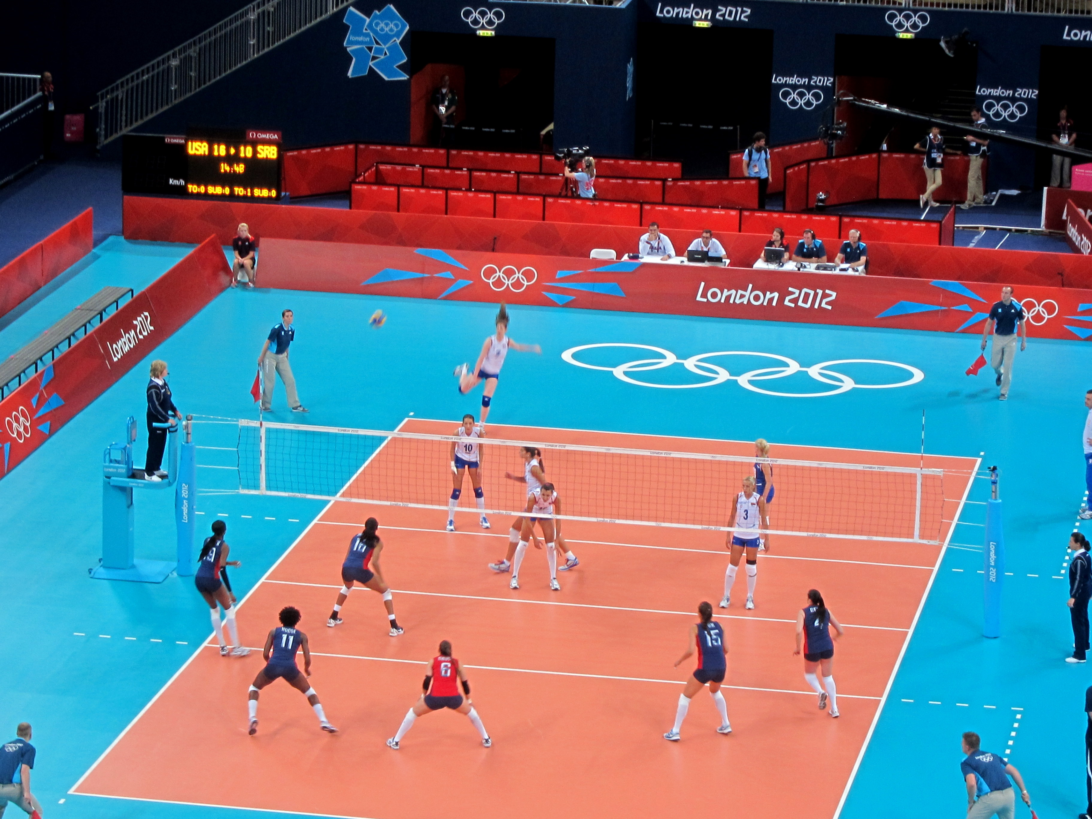 how to join volleyball olympics