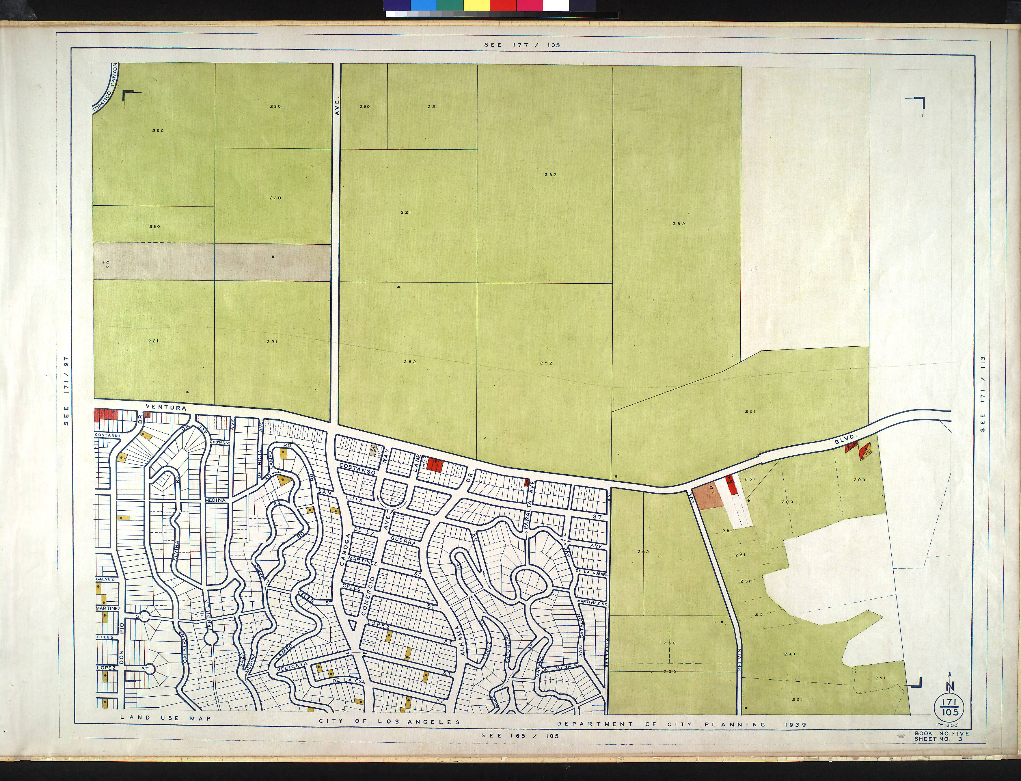 File:WPA Land use survey map for the City of Los Angeles, book 5 ...
