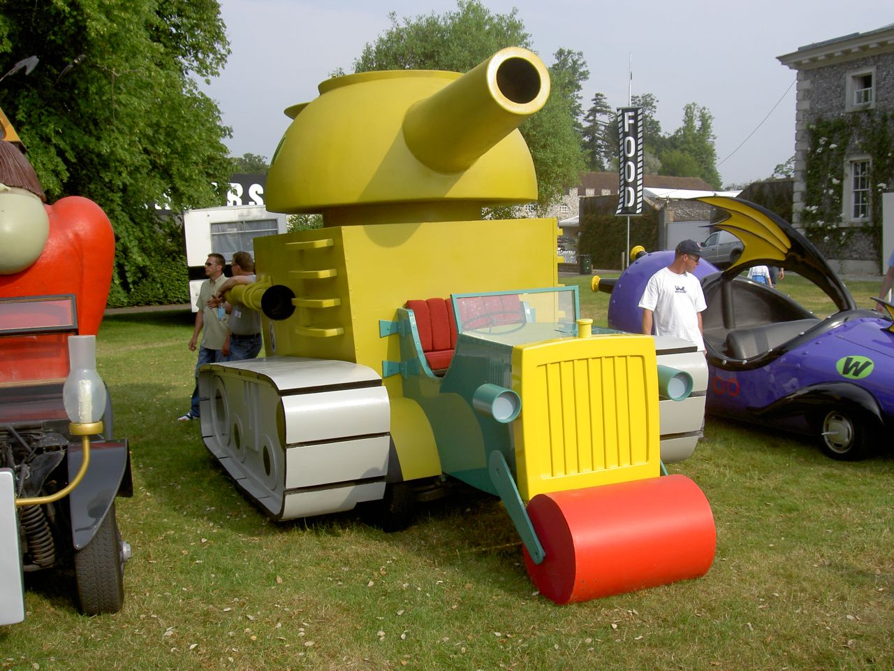 File:Wacky Races  Army Surplus Special.jpg  Wikimedia Commons