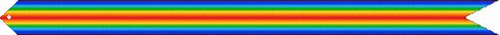 World War I War Service Streamer without inscription.png