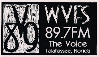 WVFS Radio station in Tallahassee, Florida