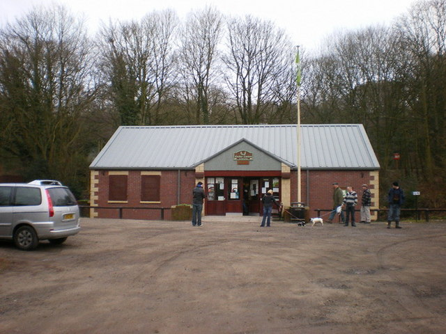 Yarrow Valley Park, Visitor's Centre - geograph.org.uk - 1105205